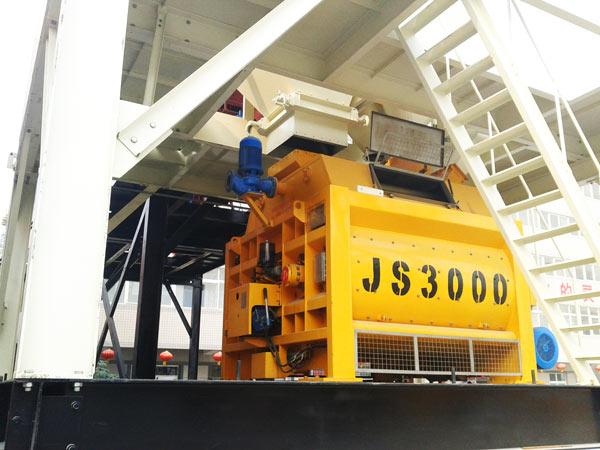 JS3000-concrete-mixer